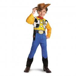 Fantasia Infantil Woody Cowboy Toy Story