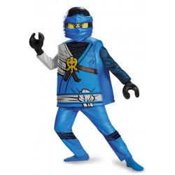 Fantasia Jay Ninjago Lego Infantil