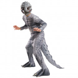 Fantasia Jurassic Park O Mundo dos Dinossauros Indominus Infantil