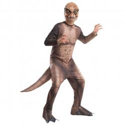 Fantasia Jurassic Park O Mundo dos Dinossauros Infantil