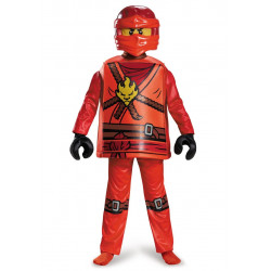 Fantasia Kai Ninjago Lego Infantil