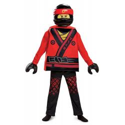 Fantasia Kai Ninjago Lego Infantil Filme
