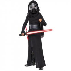 Fantasia Kylo Ren Star Wars Luxo Infantil Despertar da Força