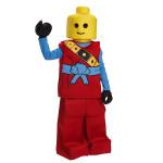 Fantasia Lego Adolescente Vermelho Luxo