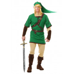 Fantasia Link Legend of Zelda Adulto