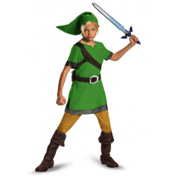 Fantasia Link Legend of Zelda Infantil