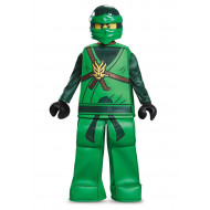 Fantasia Lloyd Ninjago Lego Luxo Infantil