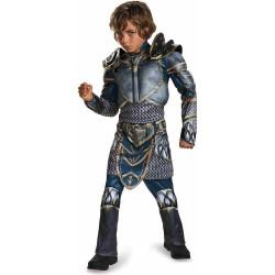 Fantasia Lothar Warcraft Elite Infantil
