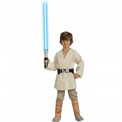 Fantasia Luke Skywalker Infantil Luxo