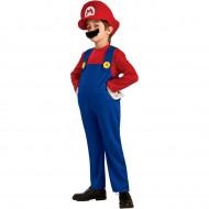 Fantasia Mario Infantil Luxo