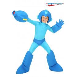 Fantasia Megaman Infantil Luxo