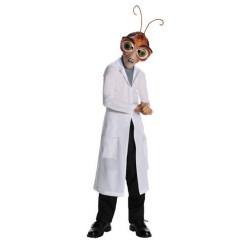 Fantasia Monstros vs alienígenas Dr. Barata Infantil