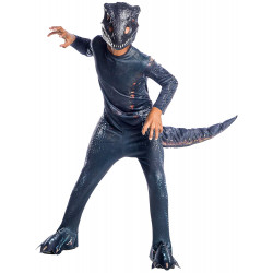 Fantasia Mundo Jurássico Reino Caído Indoraptor Infantil
