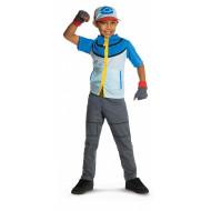 Fantasia Pokemon Ash Ketchum Infantil