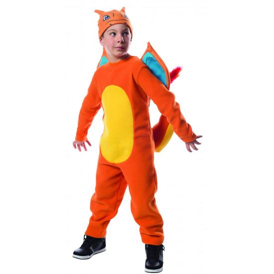 Fantasia Pokemon Charizard Infantil