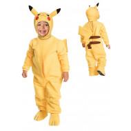 Fantasia Pokemon Pikachu Infantil Clássica