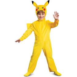 Fantasia Pokemon Infantil Pikachu