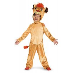 Fantasia Rei Leão Kion Disney Bebê Infantil Clássica
