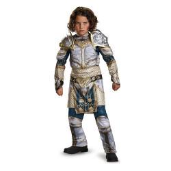 Fantasia Rei Llane Wrynn Warcraft Elite Infantil