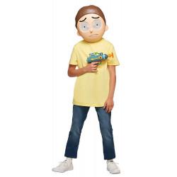 Fantasia Rick & Morty Morty infantil Adolescente Clássico