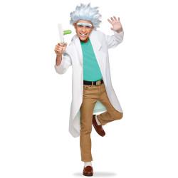Fantasia Rick & Morty Rick Infantil Clássico