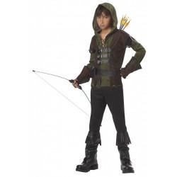 Fantasia Robin Hood Luxo Infantil