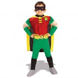 Fantasia Robin Infantil com Músculos