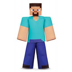 Fantasia Steve Minecraft Luxo
