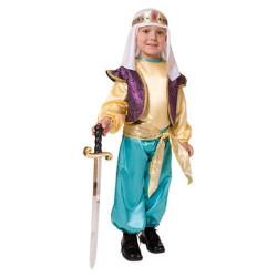 Fantasia Sultão das Arabias Infantil