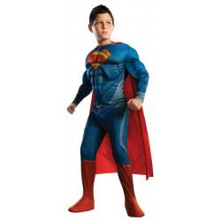 Fantasia Super Homem Infantil Homem de Aço
