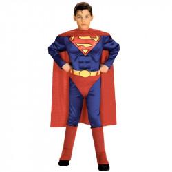 Fantasia super Homem superMan Luxo
