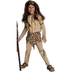 Fantasia Tarzan Homem das Cavernas Infantil