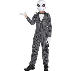 Fantasia The Nightmare Before Christmas Jack Skellington Infantil