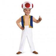 Fantasia Toad Infantil Luxo