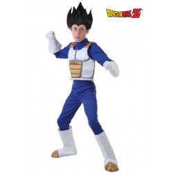 Fantasia Vegeta Dragon Ball Infantil