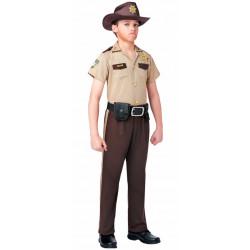 Fantasia Walking Dead Rick Grimes Infantil
