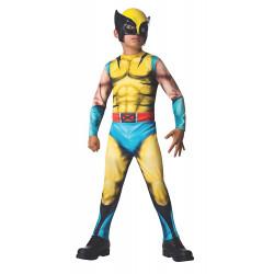 Fantasia X Men Wolverine Infantil