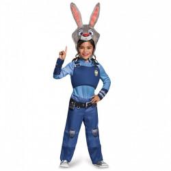 Fantasia Zootopia Judy Hopps Disney Infantil