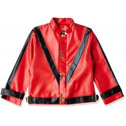 Jaqueta Infantil Michael Jackson Militar
