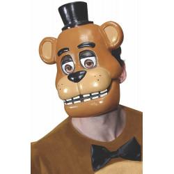 Máscara Freddy Five Nights at Freddy's Adulto