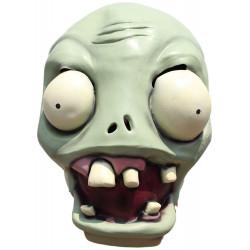 Máscara Plantas Vs Zumbis Zumbi Infantil
