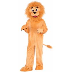 Mascote Leão Infantil