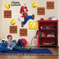 Painel Mario Bros