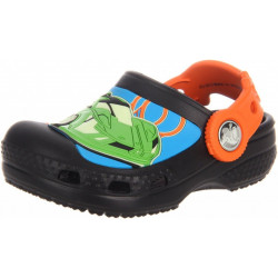 Sapato Crocs Infantil Hot Wheels