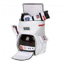 Mochila Astronauta Infantil Luxo