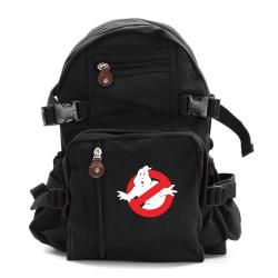 Mochila Os Caça Fantasmas Ghostbusters Pequena Escura