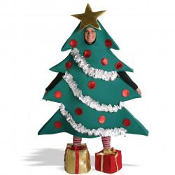 Fantasia Adulto Árvore de Natal