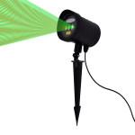 Projetor de Luz Laser Natalina Vermelho e Verde