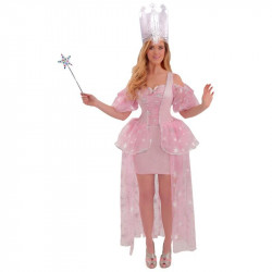 Fantasia Glinda Mágico de Oz Adulto Sexy