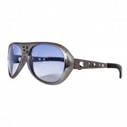 Óculos Elvis Presley Adulto Cinza